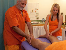 Special massages in Granada